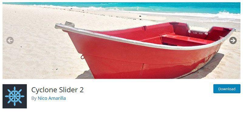 Cyclone Slider 2